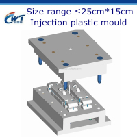 CWT plastic mould component jis standard plastic injection mould component