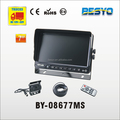Car/Truck HD 7 inch TFT Monitor with CCD Camera System BY-08677MS