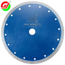 9 inch 230mm Diamond stone cutting disc for granite with M14 thread