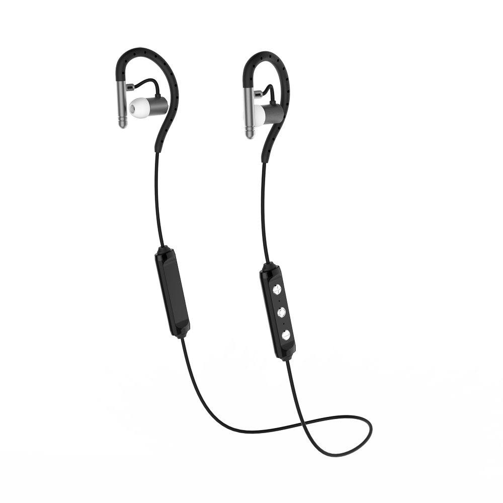 Teriffic Sport Earbuds Mobile Phone Bluetooth Headphones Wireless Stereo Deep Bass Earphones