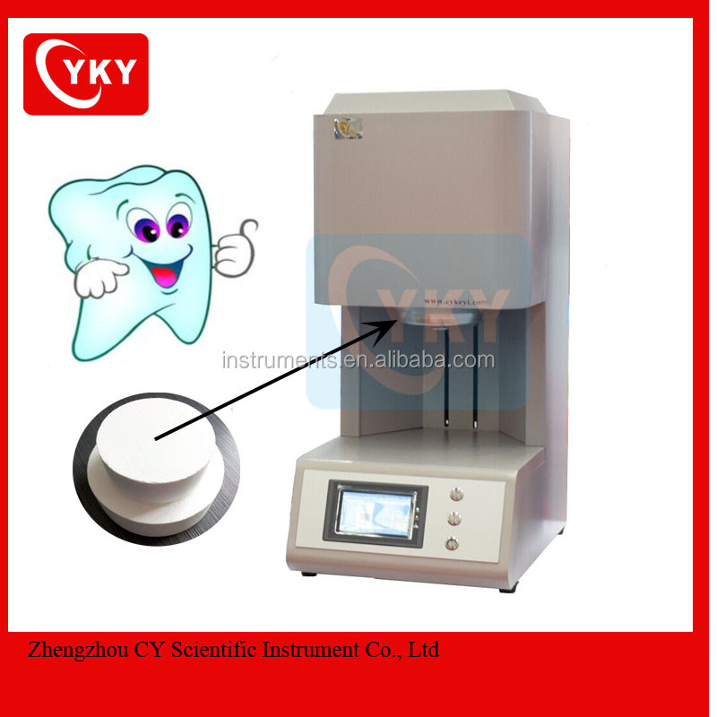 dental zirconia sintering furnace for crown / dental zirconia blank sintering furnace