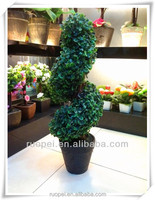 spiral christmas ornament tree home decoration hot new products for 2014
