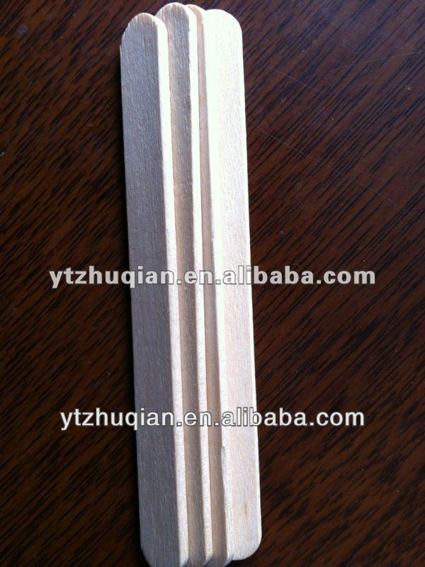 114mm 93mm wooden ice cream sticks models bulk
