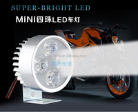 4W MINI style led headlamp manufacturers for motorcycle parts bright light