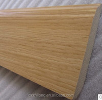 Decorative Wood MDF Skirting Board/Wrapping moulding