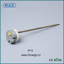 Round Shape Thermostat With Heating Rod For Bath