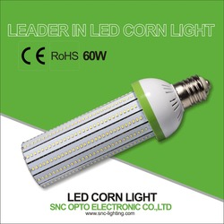 CE/RoHS IP40 60W cost effective high bay light replacement led corn light/led corn lamp