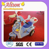 Alison T30224 automatic motorcycle electric toy plastic motorcycle