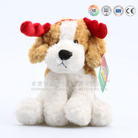 New toy plush animal singing Christmas dog toys