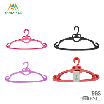 Hot sales baby standing hanger for clothing