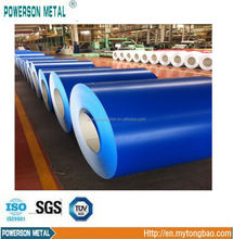 color coated steel coil from ying hang yuan metal