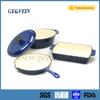 China Wholesale Market Cast Iron White Enamel Cookware Cooking Set