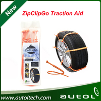 2016 Newest ZipClipGo Emergency Traction Aid life saver for car stuck in mud snow or ice in bad weather conditions ZipClipGo
