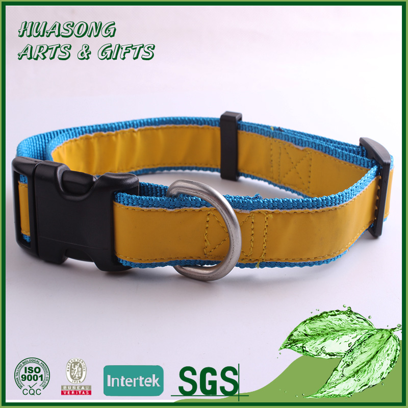 Western style dog with women sex nylon dog collars factory
