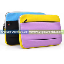 Vigoworld new products 2014, 8 inch new neoprene shockproof case for LG G Pad 8.3, up to 8inch tablets
