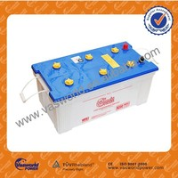 12V 180AH N180 dry charged AUTOMObile storage BATTERY manufacturer