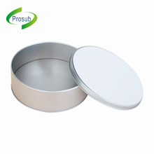 Stainless Steel Sublimation Can Tin Metal Candy Box