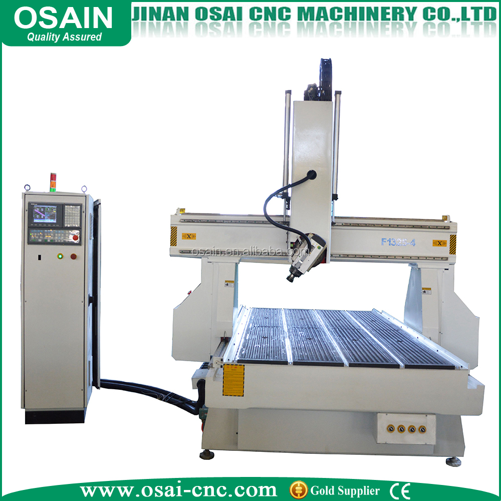 OSAIN new type Italy HSD spindle wood cnc router cutting machine for furniture
