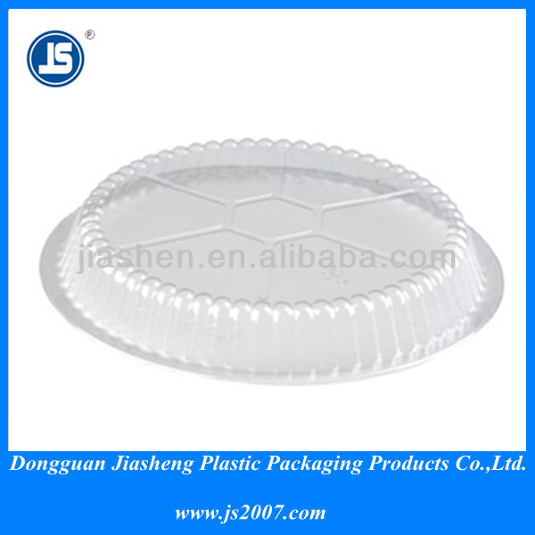 Custom Clear PLA Dome Lid Manufacture