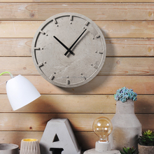 wall concrete clock molds silicone home craft decoration molds concrete clock molds