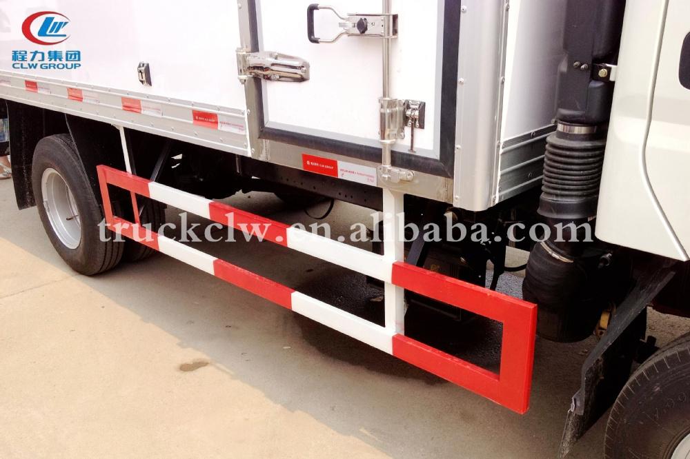 medical waste van truck