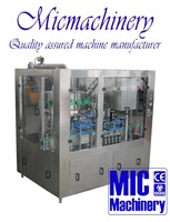 MIC-18-1 Micmachinery Germany standard with CE 2-in-1 Monoblock 1000-1500CPH automatic aluminum Can beer production line