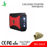 Car accessories emergency booster jump starter power station