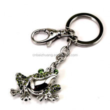 keychain light metal key ring key chain bell