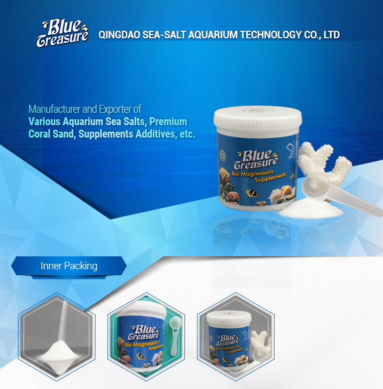 Aquarium Magnesium Supplement