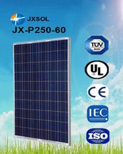China factory supplier hot sale 250w polycrystalline solar panel 250w polycrystalline cell solar