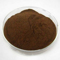 Nutritious black garlic powder from fermented