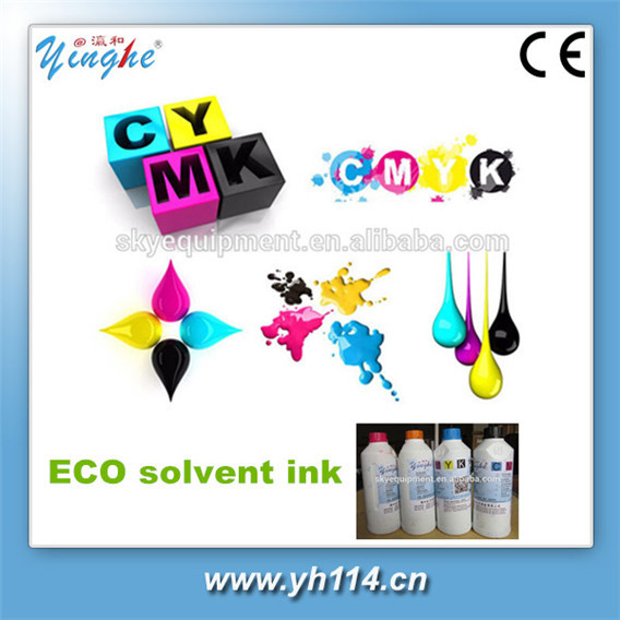 with CE approval China manufacture eco solvent ink eco 360