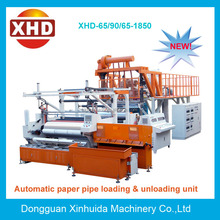 hot selling Fully Automatic 1500mm LLDPE Plastic Stretch Film making machine Extrusion Machinery