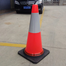 Traffic Safety Cones 700mm PVC Hi Vis Quality Product