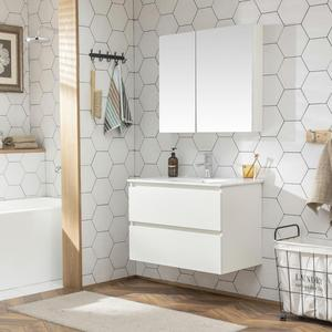 LV-B-180706 pvc solid wood lacquer free bathroom cabinet, vanity and basin,bathroom cabinet mdf