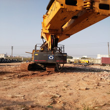 XCMG hydraulic second hand track underground rotary drilling Rig