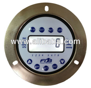 Digital Pressure Gauges, Switches, Pressure Transmitters with RS-485