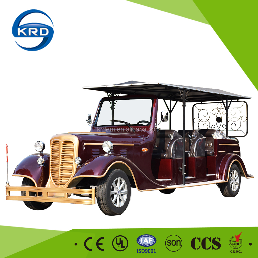 High Quality Electric Classic Car Model R9 nominal passenger loading 9 person