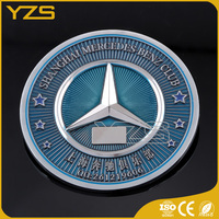 Cheap price Custom Attractive Designs famous car badge/emblem