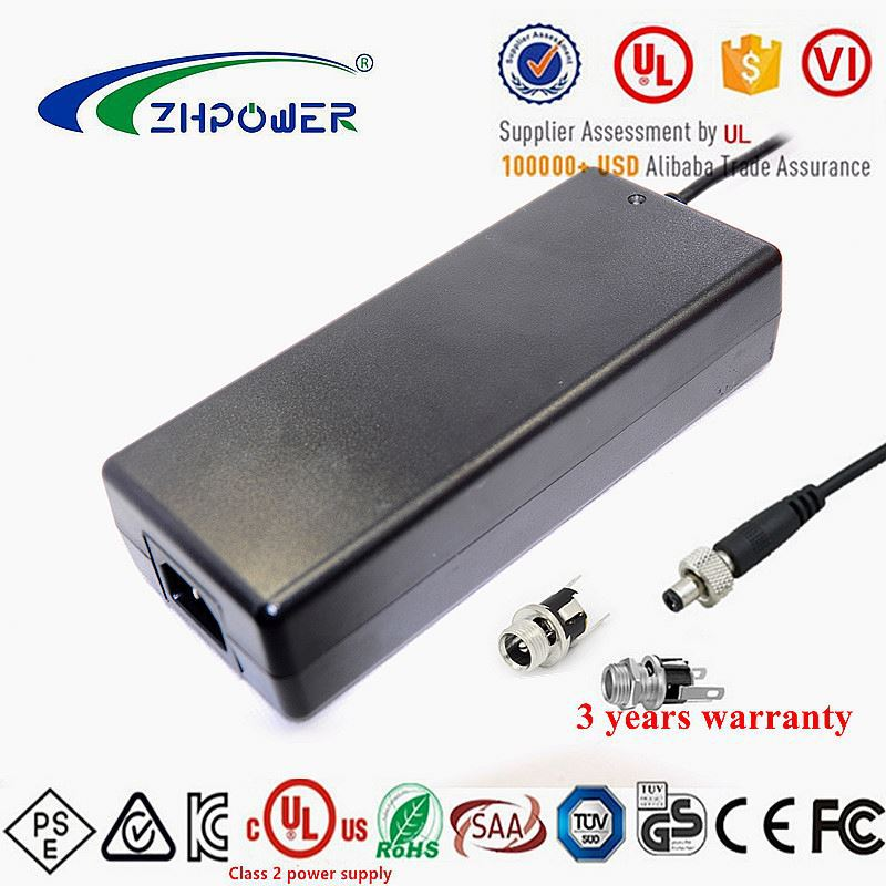 High efficiency 24v 3A output power supply ac to dc converter for led lcd 3d printer