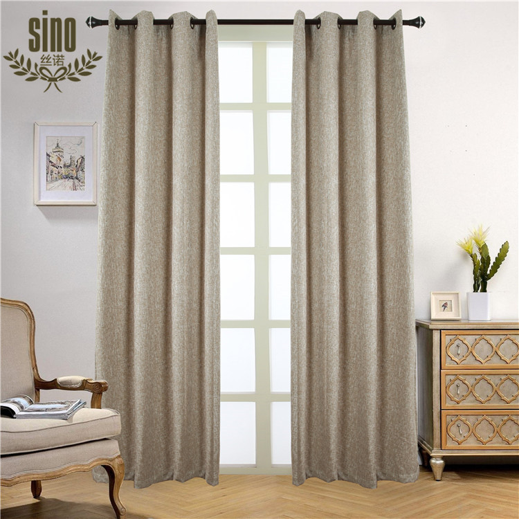 Factory Oem blackout curtains and draperies