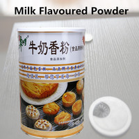 Milk Flavoured Powder Baking Ingredients with English Label for dairy food, pastry and bakery food 300g,1kg,3.5kg