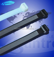 "Gardner Bender Cable Ties 8"" Black Tensile Strength Natural Colored Cable Tie"