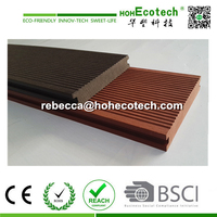 outdoor wpc recycled wood plastic lumber