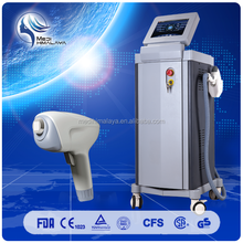 Diode laser body hair removal equipment