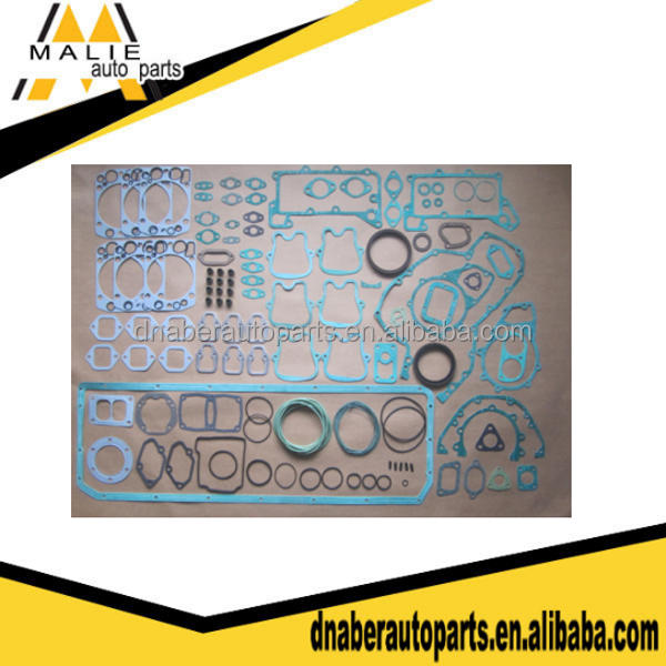Man engine overhaul gasket set for MAN128 gaskets for sale