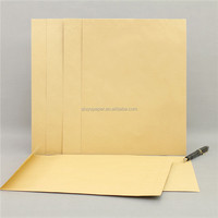 paper kraft envelope product 120*230mm peal and seal
