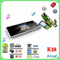 Popular 2014 new products 3g china smartphone K18