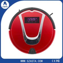 Choose The Best And Good Services Competitive Price Mini Infrared Detection Mop Function Robotic Vacuum Cleaner Reviews
