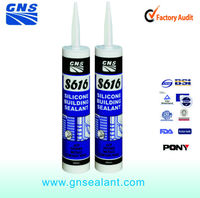 clear glass multi-purpose silicone sealant manufacture